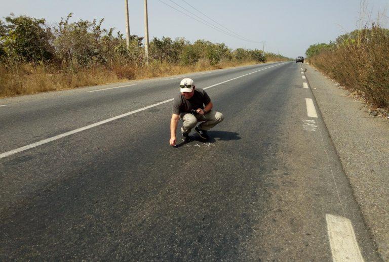BENIN - 2019 : Relevé visiuel des dégradations