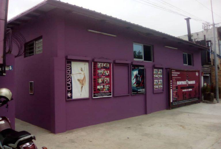 Bénin - 2019: Réaménagement centre chorégraphique Multicorps