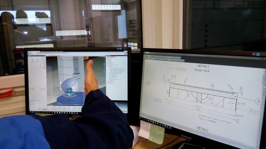 Allemagne, 2016: conception et Calcul des éléments de turbines Hydro-élèctriques
