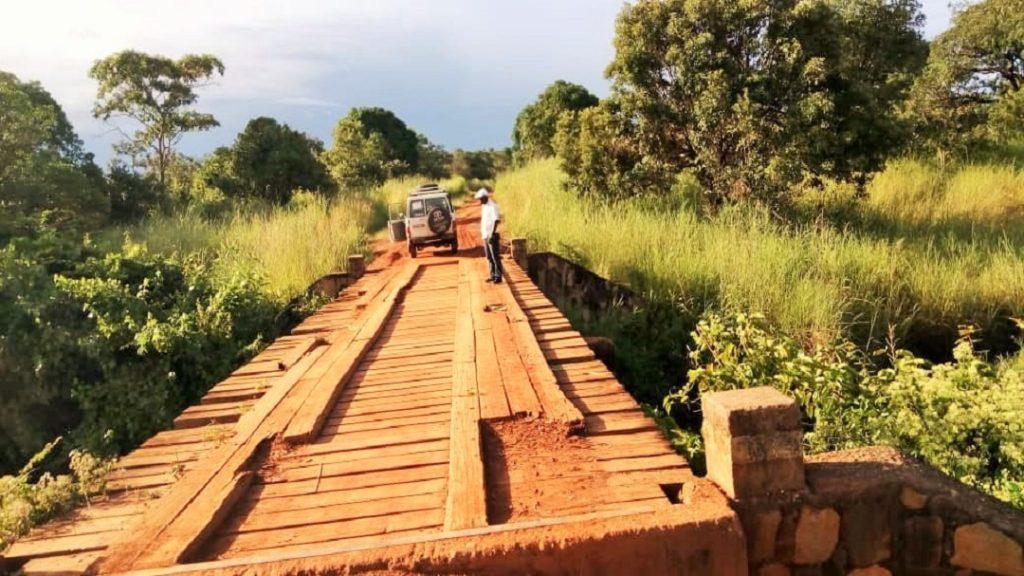 CENTRAFRIQUE 2019: Mission d'étude de faisabilité, bitumage de la route Bangui/Paoua