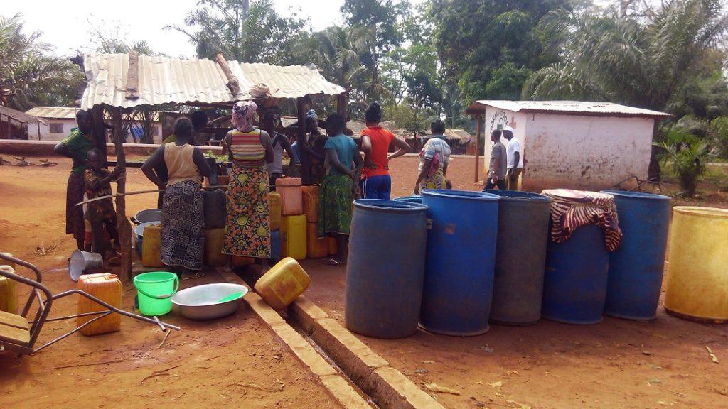 TCHAD, 2019: Mission de formulation de projet d'accès à l'eau en hydraulique rurale