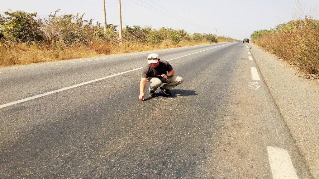 BENIN 2018-2019: Suivi de l'état de dégradation Route Parakou_Béroubouay