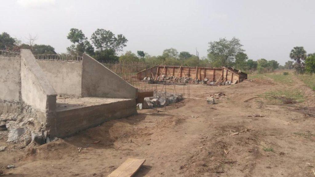 BENIN, 2018-2019: Suivie et contrôle des travaux d'entretien à Gogounou