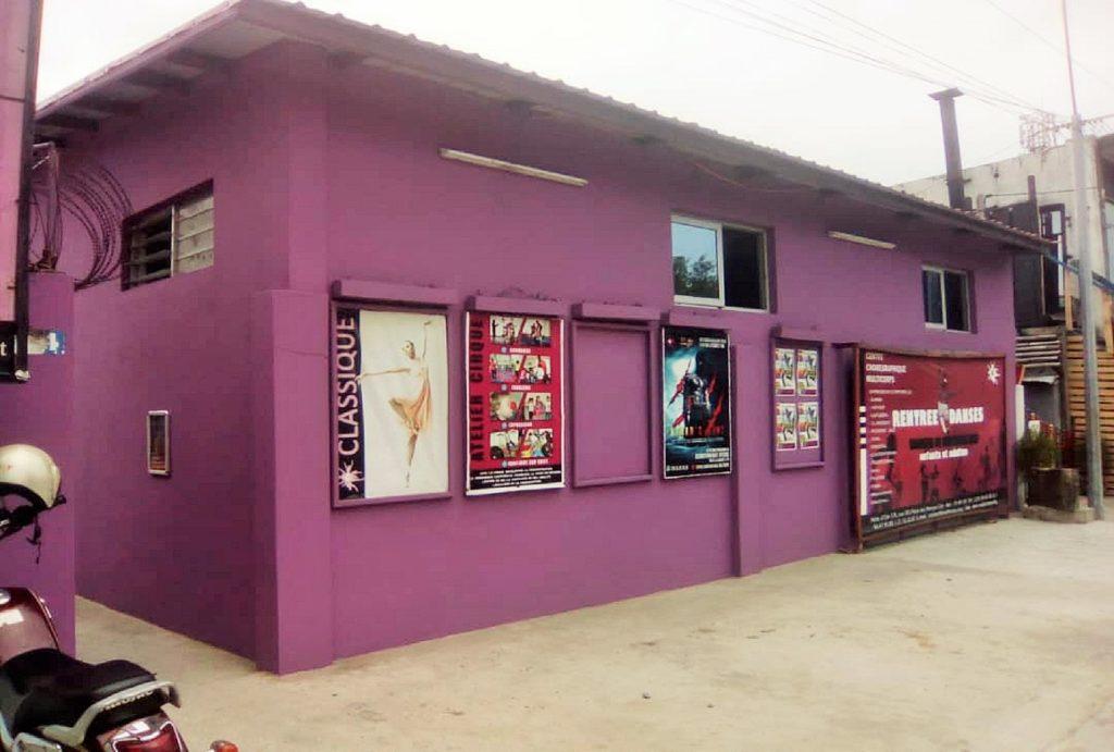BENIN, 2019 : Suivi-contrôle des travaux de réaménagement de centres chorégraphiques